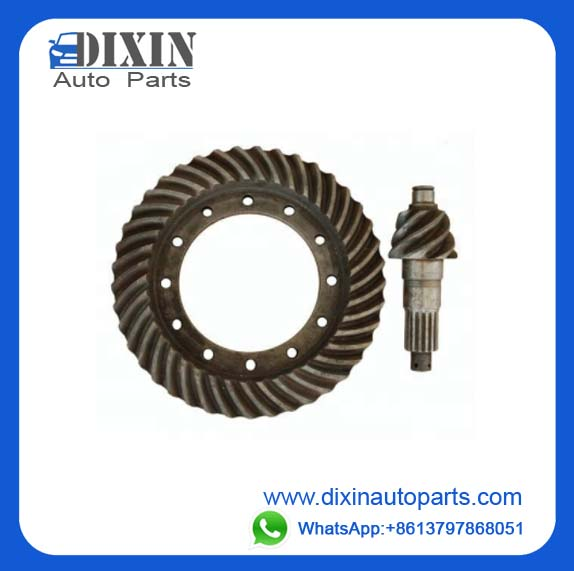 Differential gear 12020-55040 Ratio 6x41 for MITSUBISHI 8DC9 FV313FR Crown Wheel and Pinion