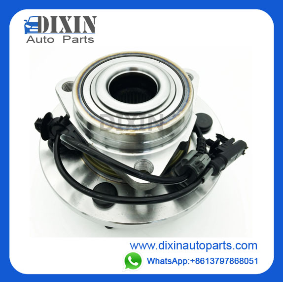 Wheel hub bearing with ABS sensor 25918329 515096 for CHEVROLET