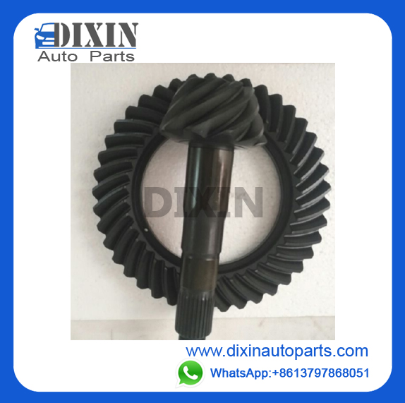 Toyota Hilux pinion and crown 41201-80109 ratio 11-43